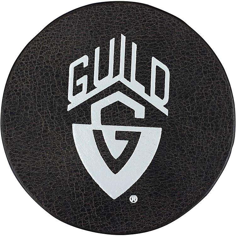 GuildDrink Coaster - Black