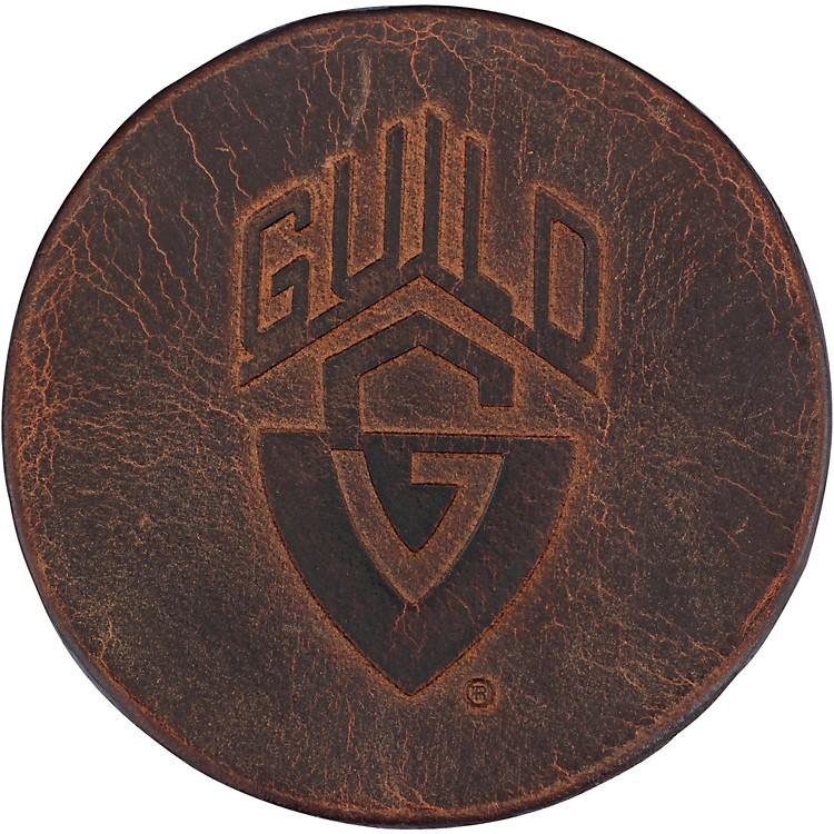 GuildDrink Coaster - Brown