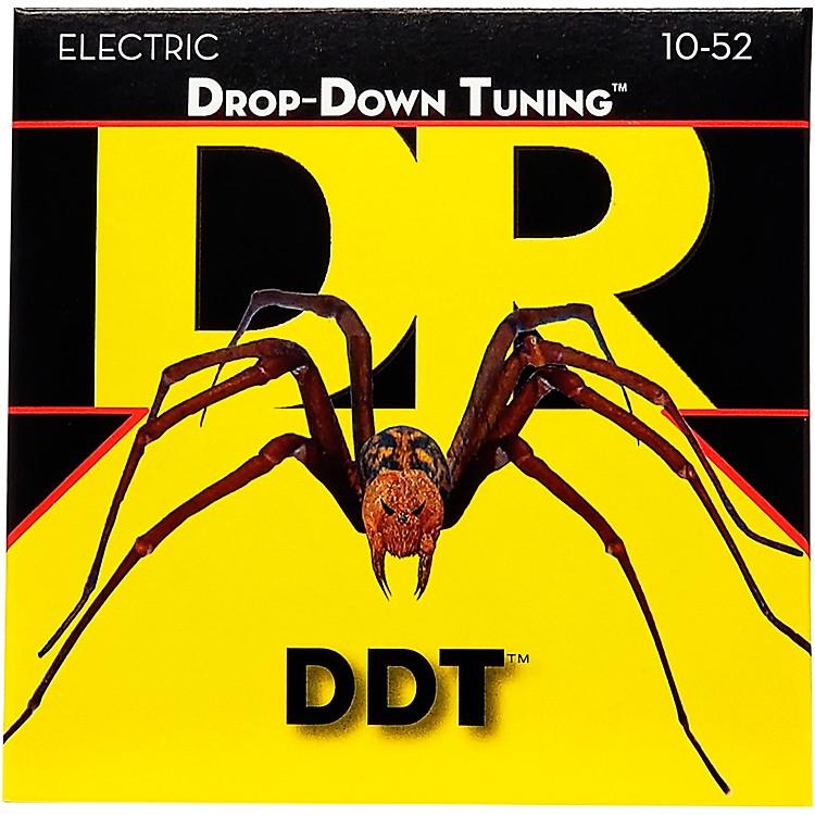 DR StringsDrop Down Tuning Big N' Heavy Electric Guitar Strings (10-52)