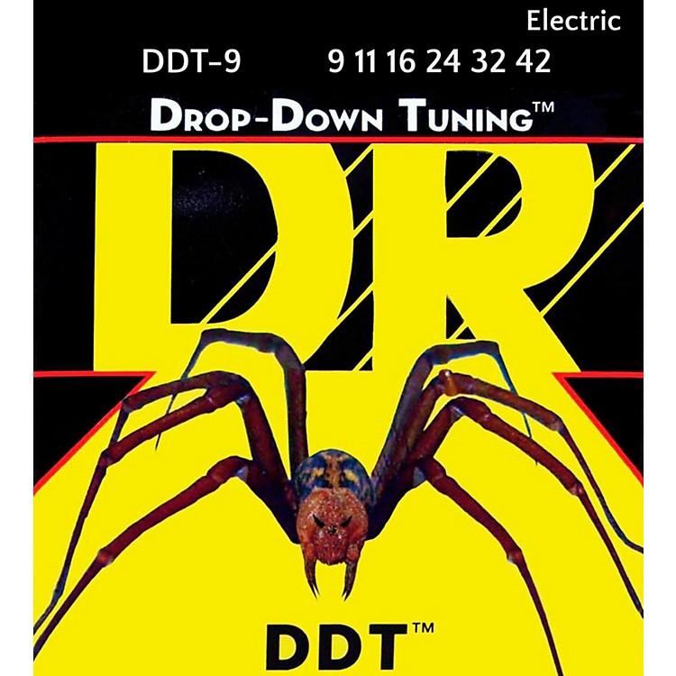 DR StringsDrop Down Tuning Lite Electric Guitar Strings (9-42)