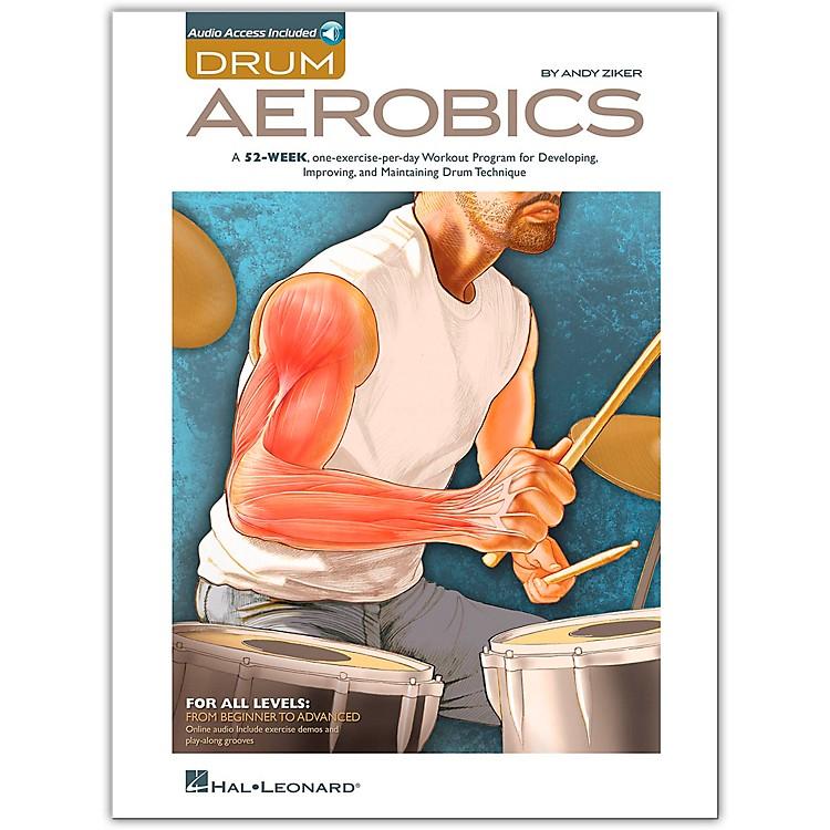 Hal LeonardDrum Aerobics - Book/Online Audio