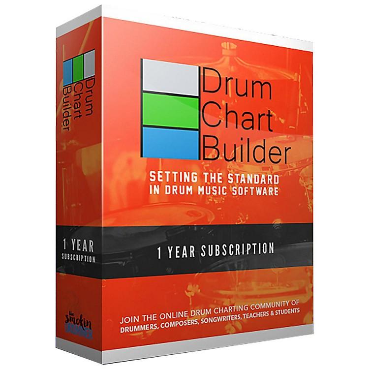Drum Chart BuilderDrum Chart Builder 1 Year Subscription