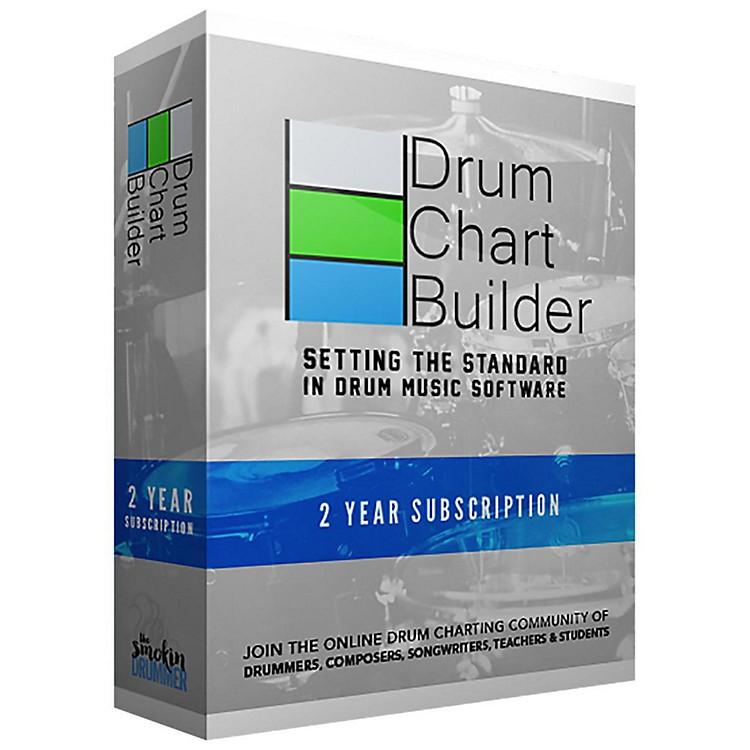 Drum Chart BuilderDrum Chart Builder 2 Year Subscription