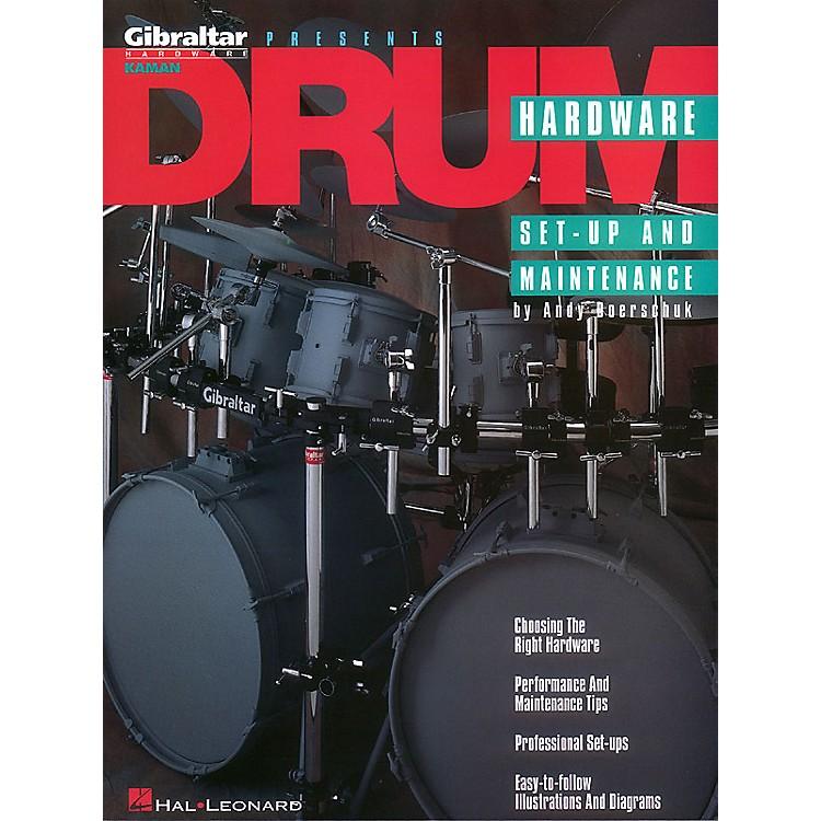 Hal LeonardDrum Hardware (Set-Up and Maintenance) Book Series Written by Andy Doerschuk