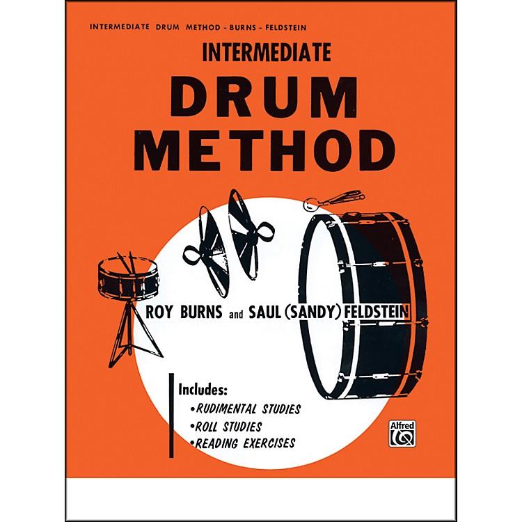 AlfredDrum Method Intermediate Intermediate