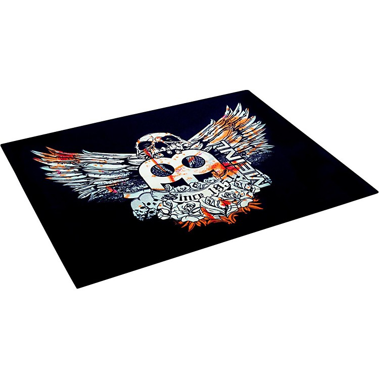 Meinl Drum Rug Zebra Finish