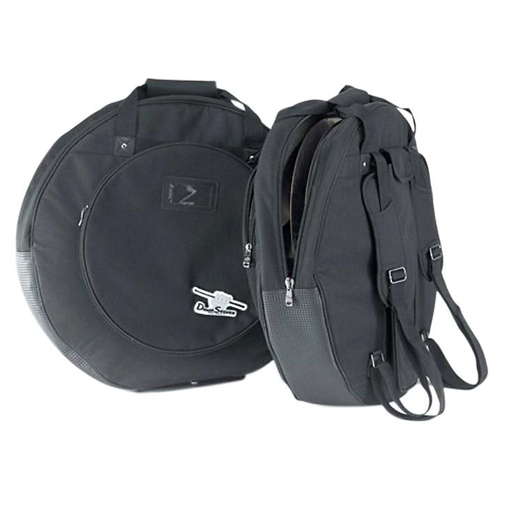 Humes & BergDrum Seeker Cymbal Bag with DividersBlack22 in.