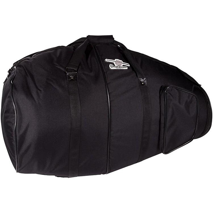 Humes & Berg Drum Seeker Tumba Bag Black 31x17.5