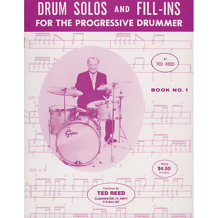 Alfred Drum Solos and Fill-Ins Book 1