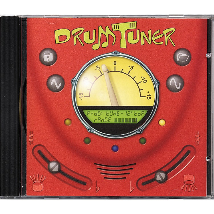 HeadfxDrum Tuner (CD)
