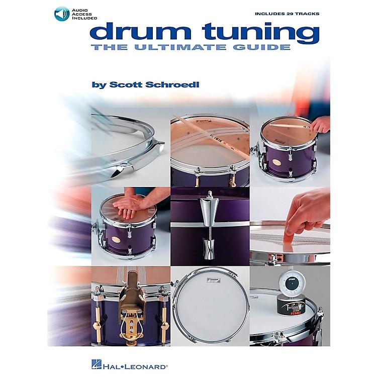 Hal LeonardDrum Tuning - The Ultimate Guide (Book/CD Set)