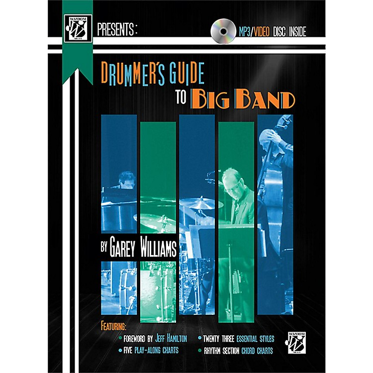 Alfred Drummer's Guide to Big Band Book & DVD