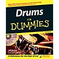 Mel BayDrums for Dummies, 2nd Edition  Book/CD Set-thumbnail