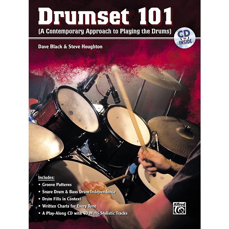AlfredDrumset 101 Book and CD