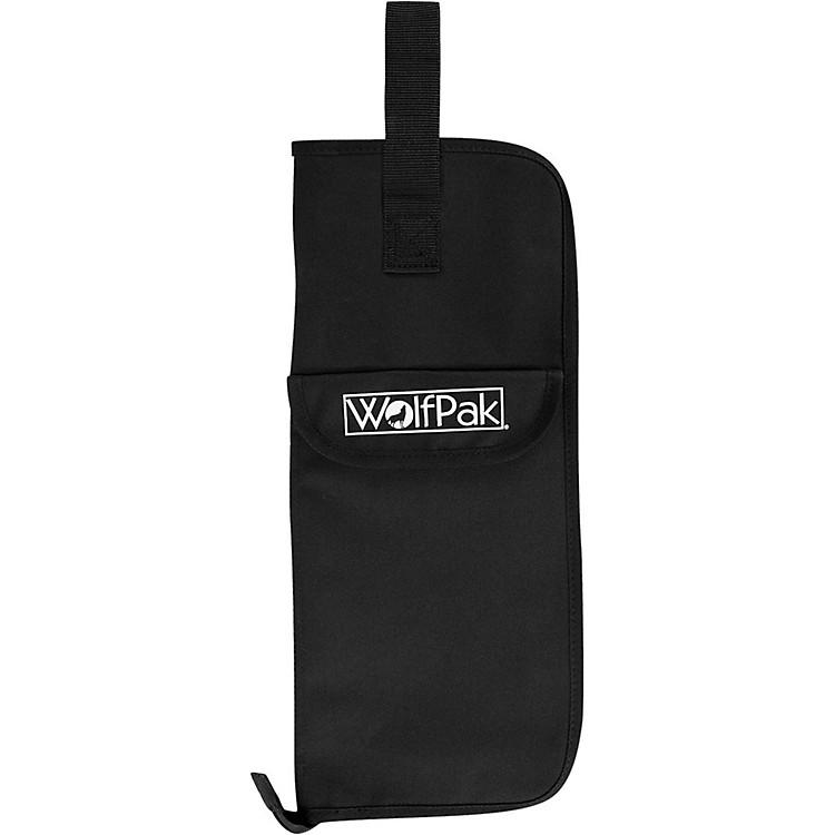 WolfPakDrumstick Bag Holds Mallets And SticksBlack