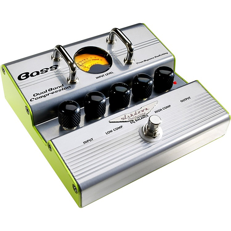 Ashdown Dual Band Compression Bass Effects Pedal