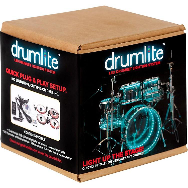DrumLiteDual-Band LED Drumset Lighting Kit10 x 8, 12 x 9, 16 x 16, 22 x 18