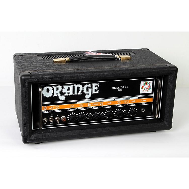 Orange AmplifiersDual Dark 100W High-Gain Guitar HeadBlack888365843353
