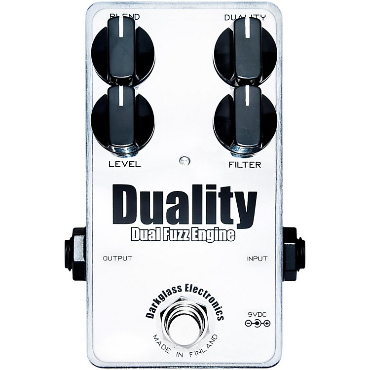 Darkglass Duality - Dual Fuzz Engine Guitar Effects Pedal  888365769004
