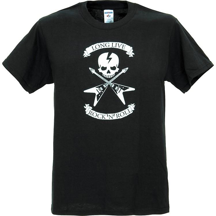 Full On ClothingDueling V Guitars T-ShirtX-LargeBlack
