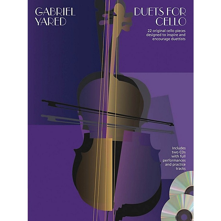 Chester MusicDuets for Cello Music Sales America Series Softcover with CD