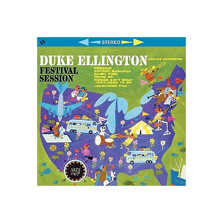 Alliance Duke Ellington - Festival Session + 2 Bonus Tracks