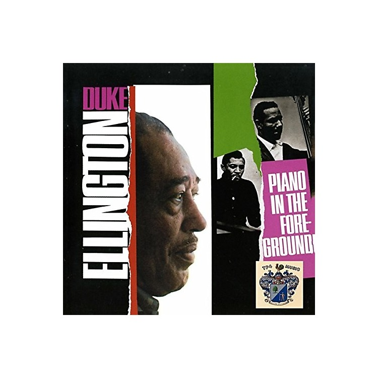 AllianceDuke Ellington - Piano In The Foreground