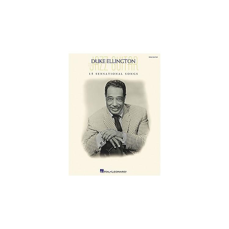 Hal LeonardDuke Ellington for Jazz Guitar Tab Songbook