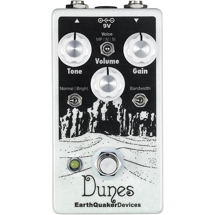 EarthQuaker DevicesDunes Mini-Mega Ultimate Overdrive Guitar Pedal
