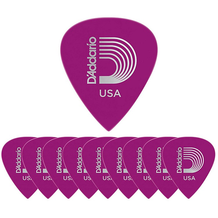 D'Addario Planet WavesDuralin Precision Heavy Guitar Picks10 Pack