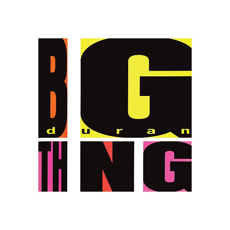 AllianceDuran Duran - Big Thing