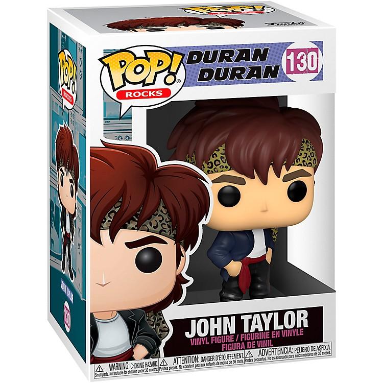 FunkoDuran Duran POP! Rocks John Taylor Vinyl Figure #130