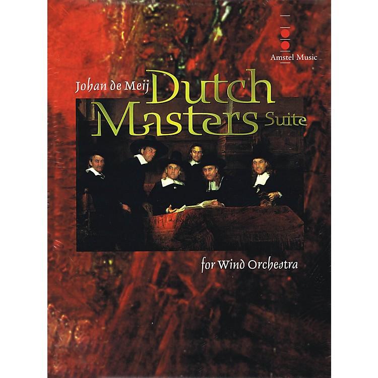 Amstel MusicDutch Masters Suite Concert Band Level 4 Composed by Johan de Meij