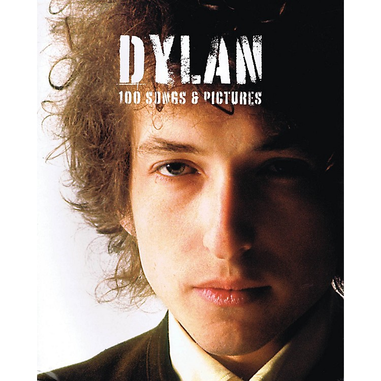 OmnibusDylan - 100 Songs & Pictures Omnibus Press Series Softcover Performed by Bob Dylan