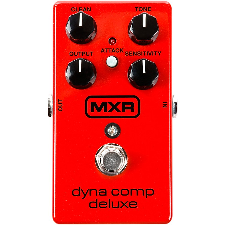 MXRDyna Comp Deluxe Compressor Effects Pedal