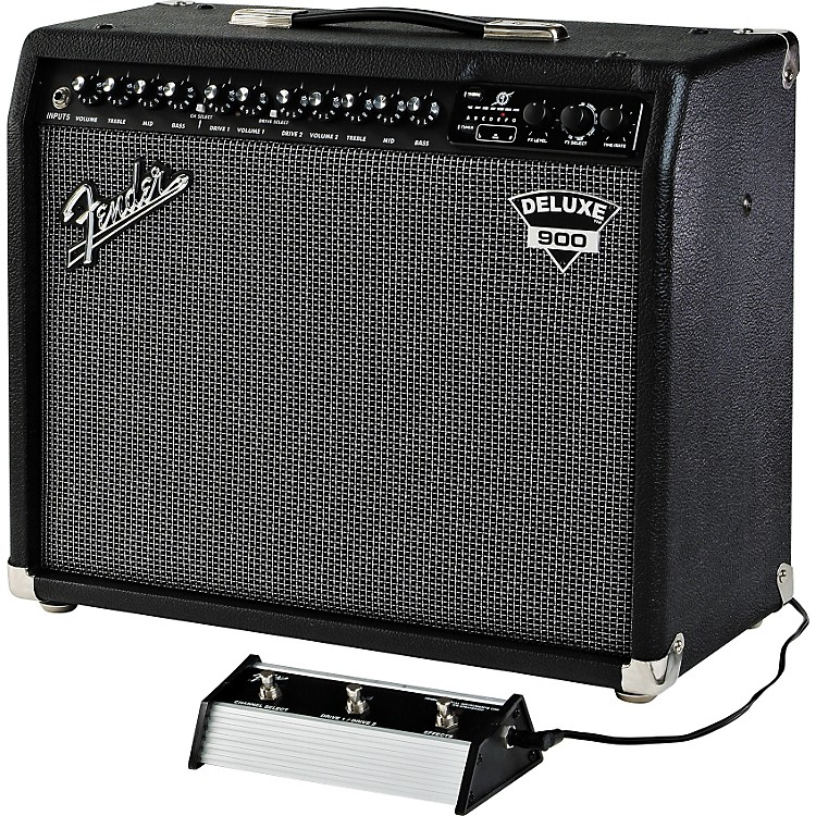 FenderDyna-Touch III Deluxe 900 Guitar Combo Amp