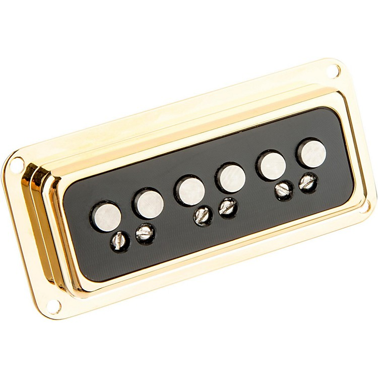 Gretsch DynaSonic Single-Coil Electric Guitar Pickup Chrome Bridge
