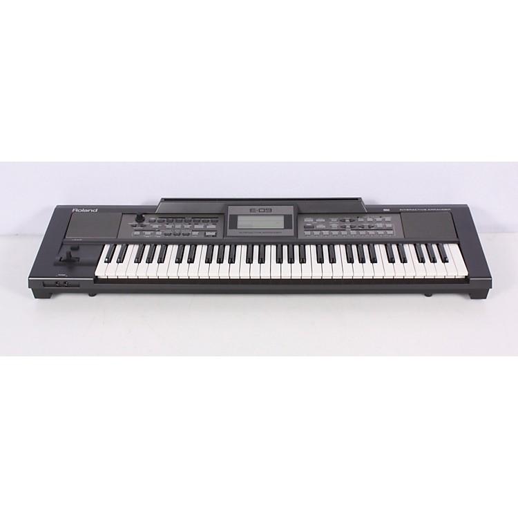 RolandE-09 Interactive Arranger Electronic Keyboard - Factory886830169908