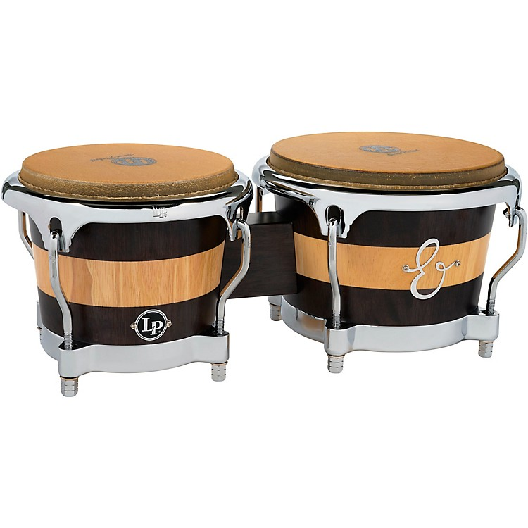 LPE-Class Bongos with Chrome Hardware