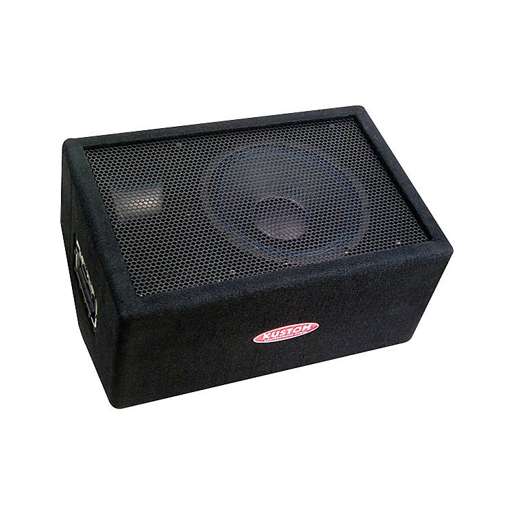 Kustom e force 12m floor monitor music123 for 12 floor monitor