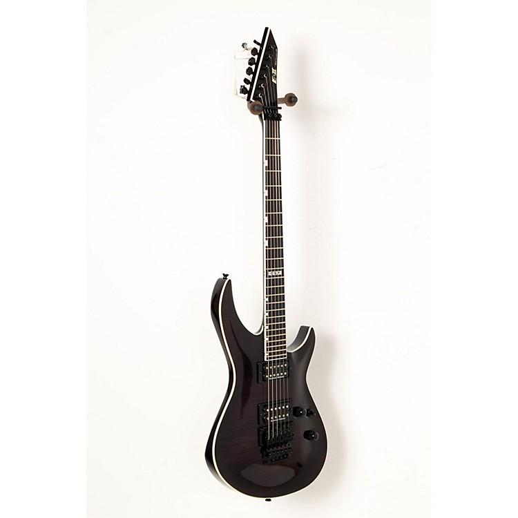 ESPE-II Horizon-3 Electric Guitar With Floyd RoseSee-Thru Black888365851174
