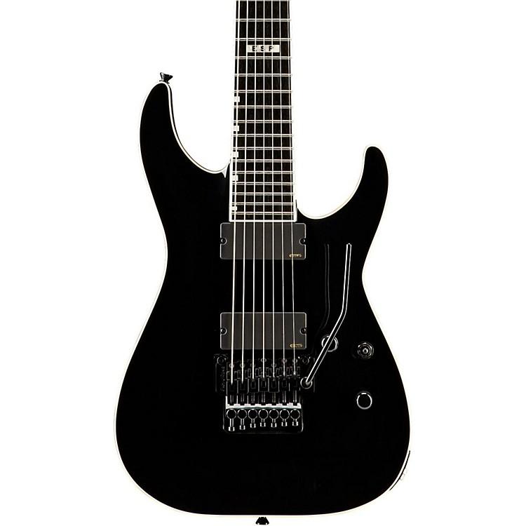 ESPE-II Horizon FR-7 7 String Electric Guitar with Floyd RoseBlack