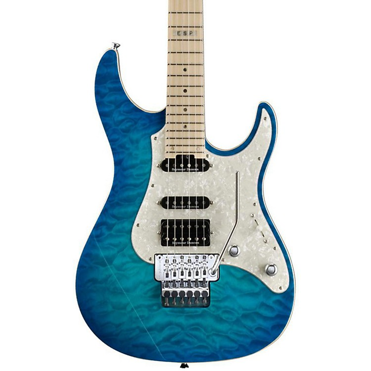 ESPE-II ST-1 Electric GuitarAqua Marine