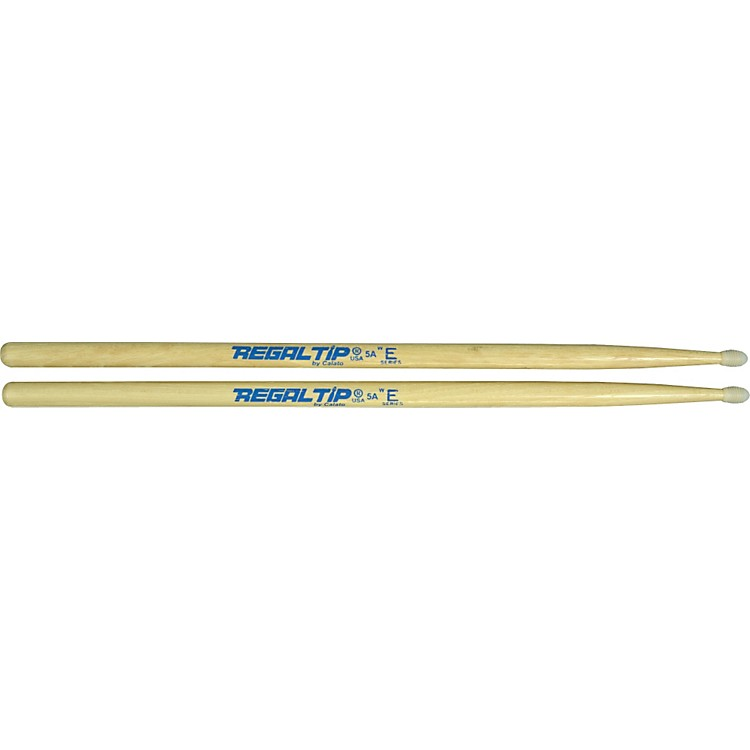 Regal Tip E Series Wide Drumsticks 5A Nylon