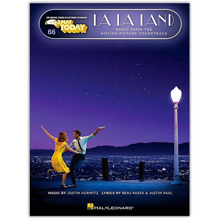 Hal LeonardE-Z Play Today #66 La La Land