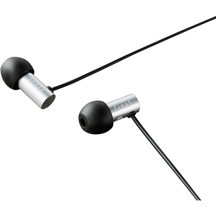 Final Audio Design E2000 Hi-Res Earphone Silver