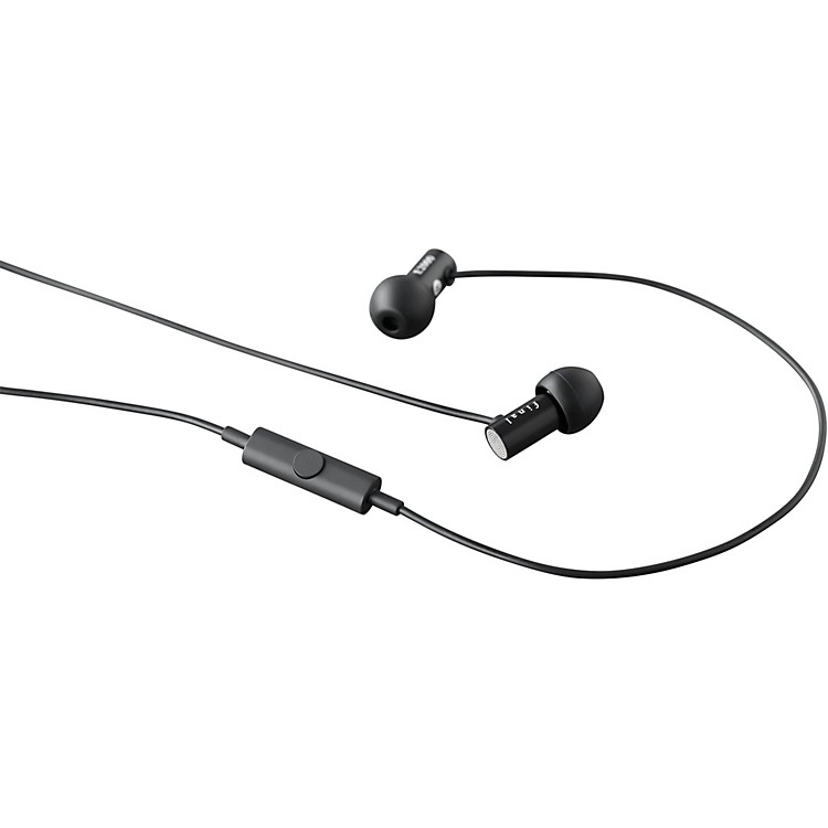 Final Audio DesignE2000C Hi-Res Earphone w/ MicrophoneBlack