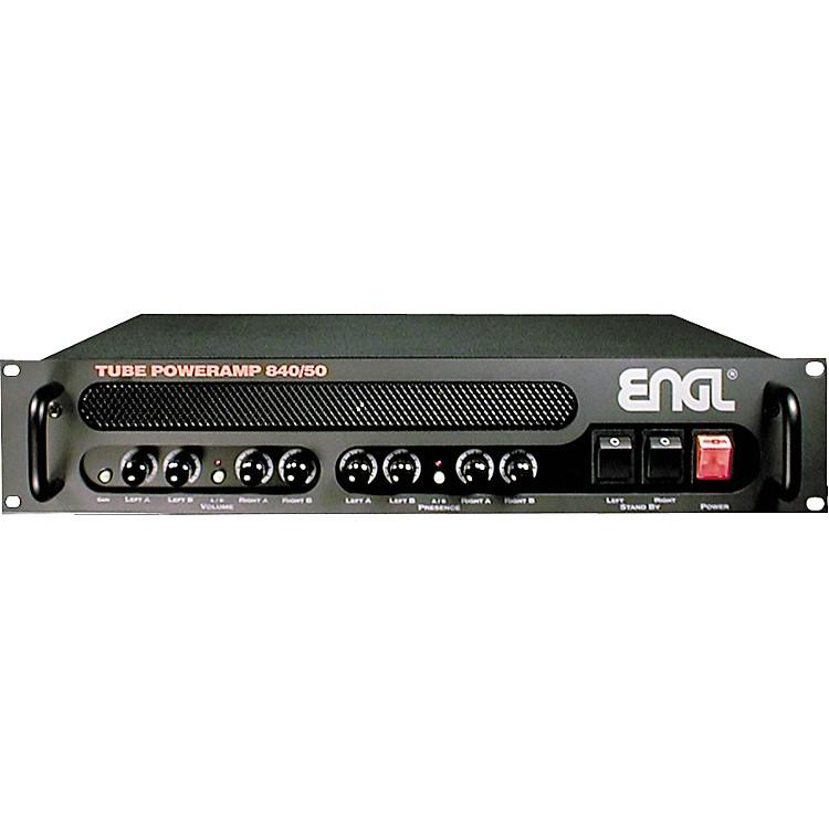 EnglE840/50 Tube 2x50W Stereo Poweramp