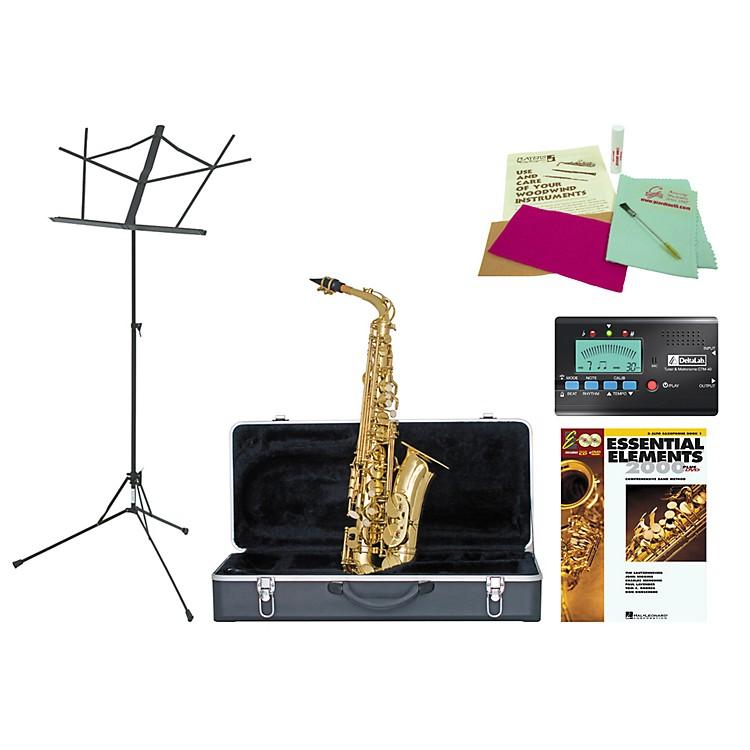 EtudeEAS-100 Beginner Student Alto Saxophone Bundle
