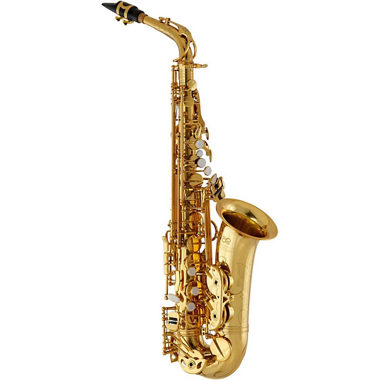 EastmanEAS640 Professional Alto SaxophoneGold Lacquer